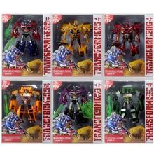 Transformation Dinosaur Rangers Deformation Warrior toy 25cm Action Figure Gundam Model Robot Toy Children's Birthday Gift