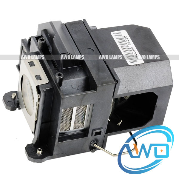 ФОТО ELPLP57 / V13H010L57 Compatible lamp with housing for EPSON 450W/460;EPSON EB-440W/450W/450Wi/455Wi/460/460i/465i/H318A/H343A.