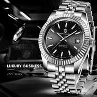 PAGANI 2019 Neue herren Uhren Top-marke Luxus Uhr Männer Automatische Mechanische Uhr Männer Business Wasserdichte 100M Montre homme