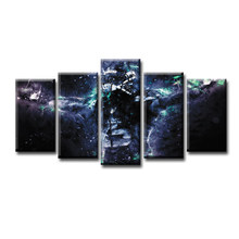 TOP Sale 5 Pcs Hot Sell Movie poster Wall Art Picture Modern Home Decoration Living Room Canvas Print Painting/Abstract (114)(China)