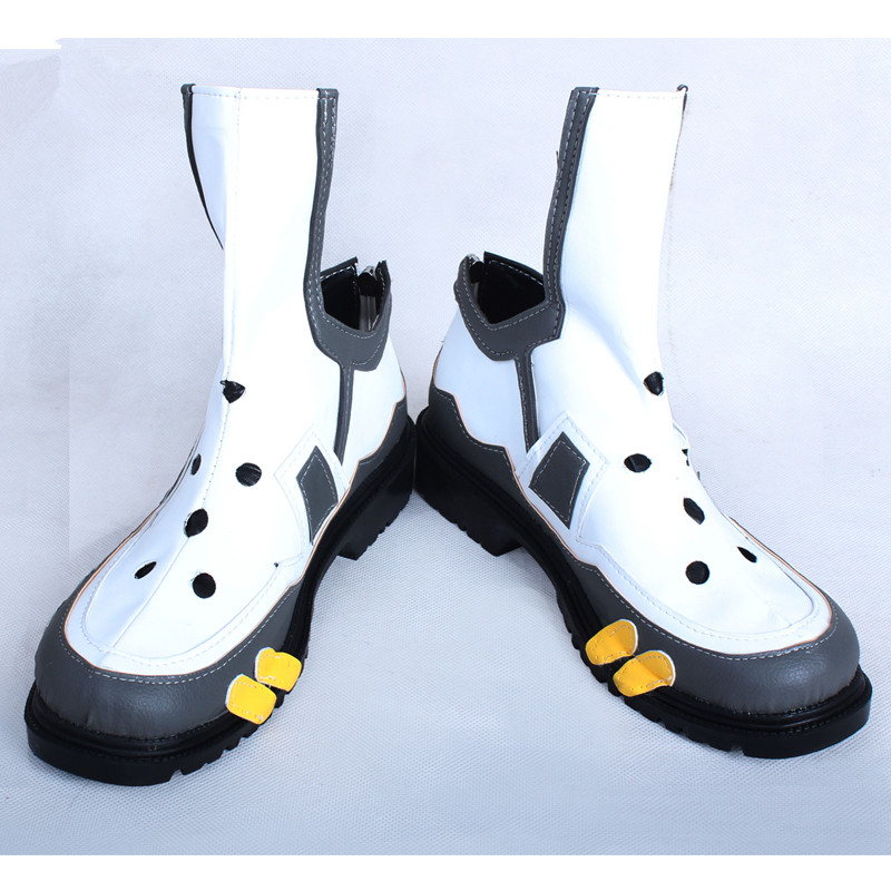 Game OW Game Cosplay Shoes Hero Tracer Lena Oxton Video Superhero Supermen Helloween Game Cos shoes