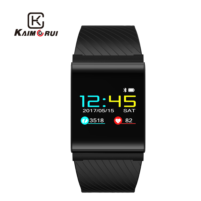 Kaimorui X9 Pro Smart Wristband Colorful Screen Smart Bracelet Heart Rate Monitor Pedometer Waterproof Bluetooth 4.0 Smart Watch цена