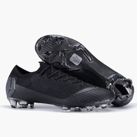 sufei Adult Soccer Shoes Breathable Football Boots Original FG Turf Kids Superfly 6 Outdoor Training Cleats Sport Sneakers