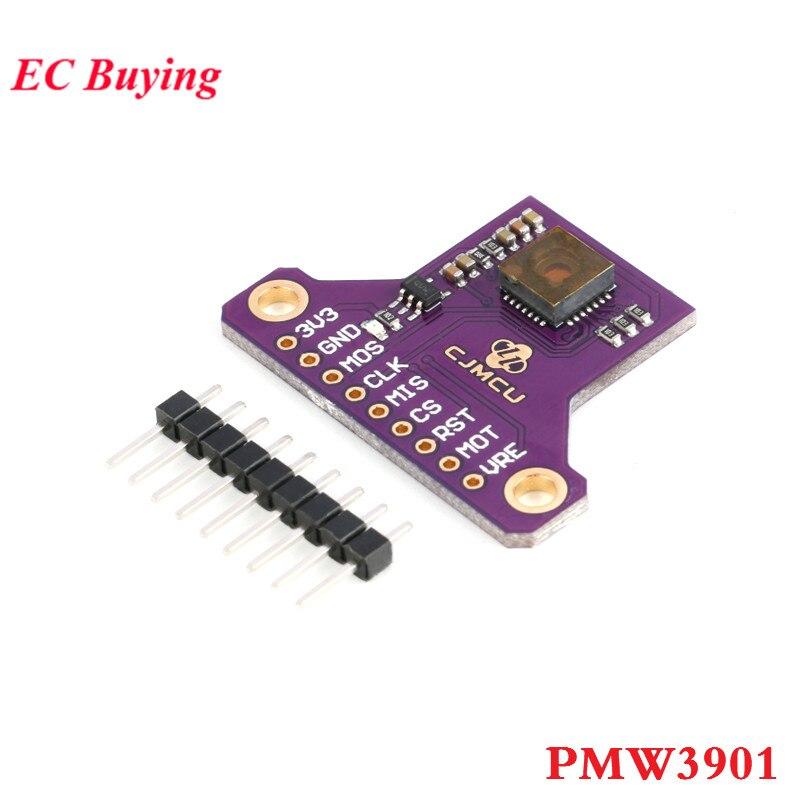 PMW3901 Flusso Ottico Modulo Sensore Ottico Sensore di Corrente PMW 3901 Flusso di Luce XY TraduzionePMW3901 Flusso Ottico Modulo Sensore Ottico Sensore di Corrente PMW 3901 Flusso di Luce XY Traduzione