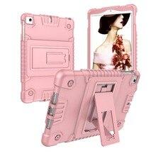 Heavy Duty 2 in 1 Kickstand PC Tablet Cases For Apple iPad Mini 3 4 Case Cover iPadMini Skin Shell Bumper