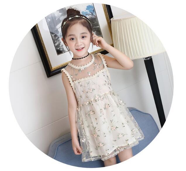 6991LK Kleid Baumwollbeiläufiges Solide Baby Drapierte Princes Ballkleid freies verschiffen Volle Hülse Baby Kleid Mädchen Kleidung