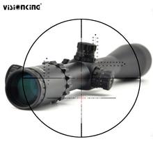 Visionking 10 40x56 Yan Odak Tüfek Kapsam Uzun Menzilli Mira Telescopica. 308. 338. 50 Cal Işıklı Avcılık Hedef Tüfek