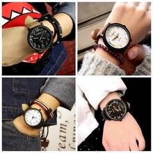 Nouveau Hommes montre Femmes YAZOLE Classique Montre-Bracelet relogio masculino Mode Quartz Montre reloj mujer Montre Femme Relogio Feminino
