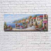 High Quality Hand Painted Oil Painting On Canvas Beautiful Scenery Oil Painting Living Room Wall Pictures no Framed Modern Art