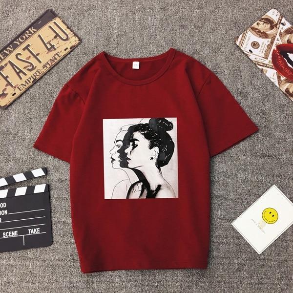 Wine red T-Shirt