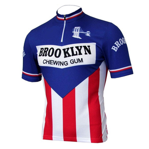 Image 3 - Multi Classical  New Retro Team Pro Cycling Jersey Customized Road Mountain Race Top OROLLING