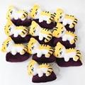 [PCMOS] Atsume Neko Gato Perno Colector de Dormir Mini Juguete Relleno Felpa Doll Charm 16063018-1 UNIDS
