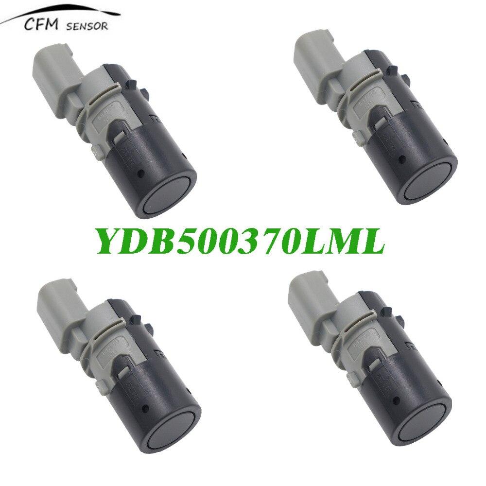 4 pcs YDB500370LML PDC Parking Capteurs pour 2003-2012 Land Rover Discovery 3 Freelander Sport YDB500301PMA 1X43-15K859 YDB500301