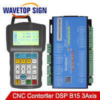 3 axis cnc dsp controller B15 DSP B15 support 3 cylinders 24v 3A