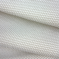 Permanent antimicrobial double copper nylon mesh fabric for shoe's lining