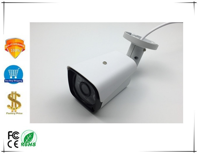3516E Sony IMX335 5 0MP IP Metal Bullet Camera2592 1944 Low illumination H 265 IP66 Infrared