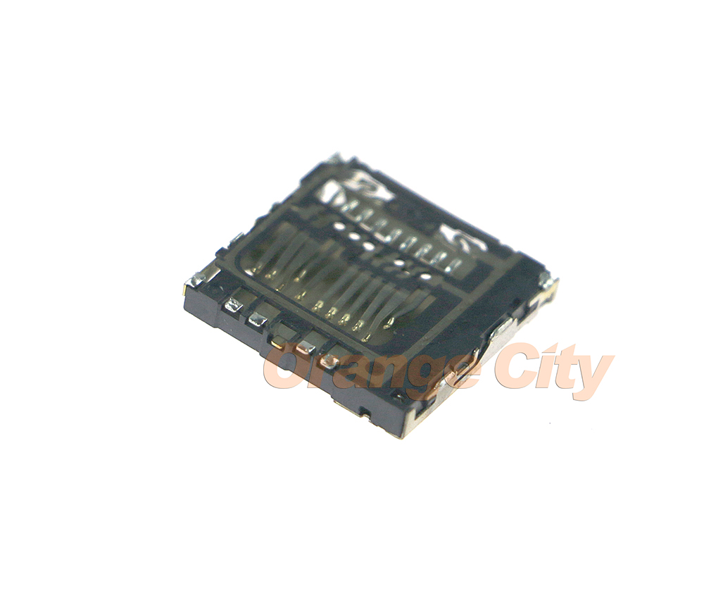 Image 4 - ChengChengDianWan Original used sd Card Slot Socket SD Card Reader For psv1000 psv2000 psvtia 1pc-in Replacement Parts & Accessories from Consumer Electronics
