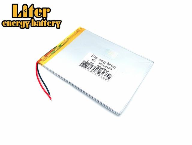 Lg Li Ion Battery >> 7 4 V 9200 Mah 45100150 43100150 Plib Polimer Lityum Iyon Batarya L G Li Ion Pil Icin Tablet Pc E Kitap 4 5 100 150mm