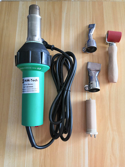 SWT-NS1600S  Plastic Welder For Welding Polypropylene HDPE With Imported Heating Element
