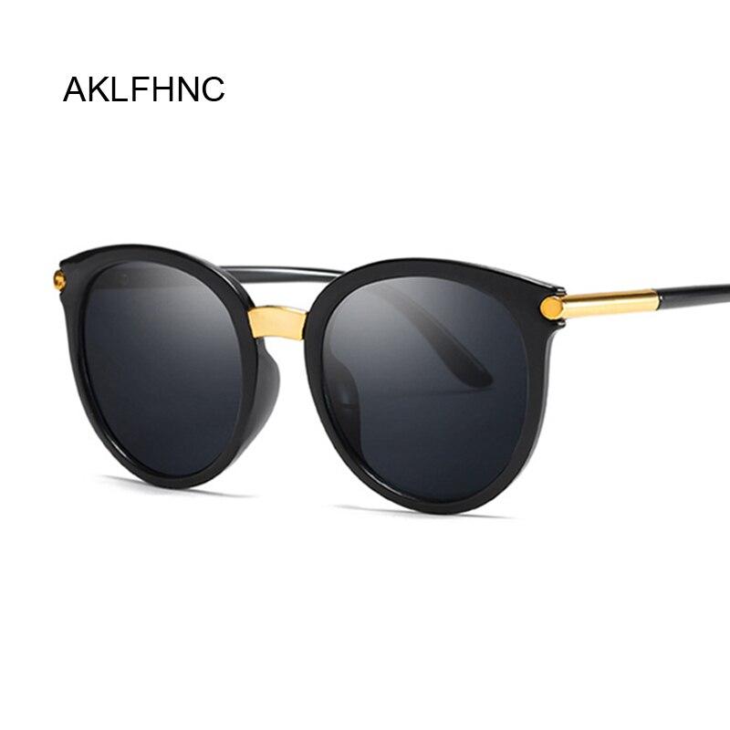 100% QualitäT Sexy Cat Eye Sonnenbrille Frauen Marke Designer Spiegel Sonnenbrille Weibliche Runde Objektiv Shades Für Damen Brillen Uv400