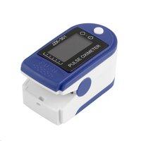 Pulsoksymetr przenośny palca pulsoksymetr z wyświetlaczem LED przełącznik automatyczny-off Oxymeter gospodarstwa domowego urządzenie do pielęgnacji zdrowia