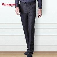 Hanayome Men S Suit Pants New Popular Male Fashion Dress Pants Extension Waistband Separate Pants P16