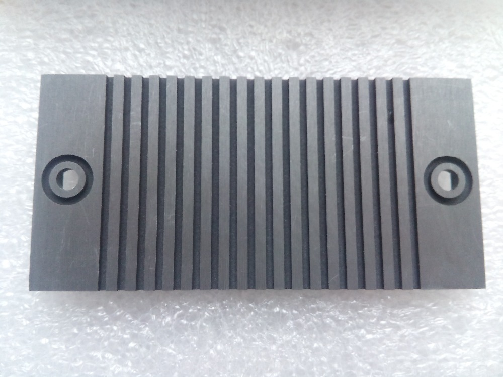 graphite cathode flow field  for fuel cell (customized as per drawing) 500x600x3mm flexible graphite paper flexible graphite coil ultra thin graphite paper