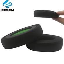 лучшая цена Ear Pads Cushions For Razer Kraken PRO 7.1 V2 Gaming headphone Replacement Earpads Foam 1 pair Rotary snap easy install