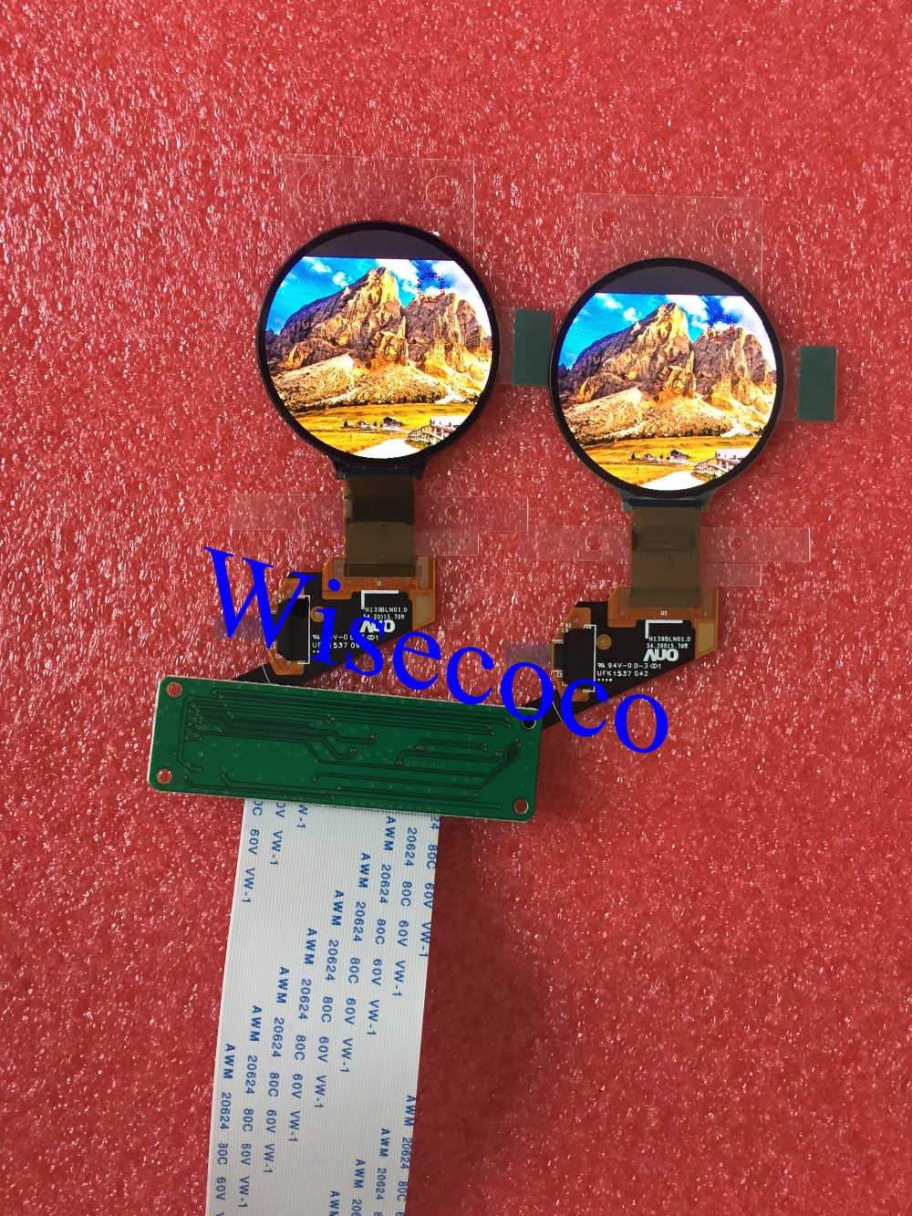 My New Favorite App >> Aliexpress.com : Buy 1.39 micro OLED screen MIPI display 400*400 round AMOLED with controller ...