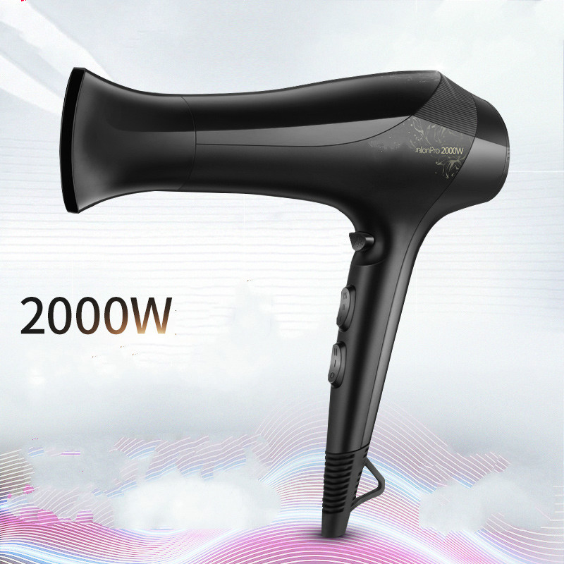 Hair Dryers household high-power salons cold and hot air negative ions do not damage цена и фото