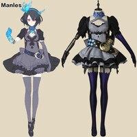 SINoalice Fetter Alice Cosplay Costume Fancy Dress Anime Game SINoalice Japan SINoALICE Cosplay Dress Gothic Lolita Uniforms