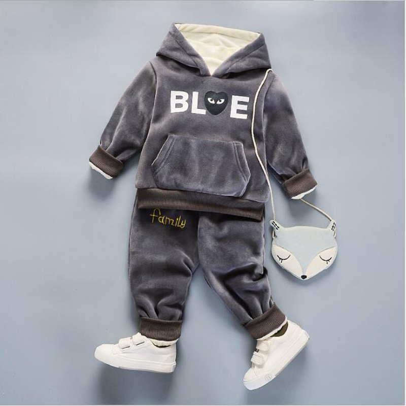 Newborn Baby Boys Clothing Set Kids Spring Jacket+Pants Children Long Sleeve Hooded Clothes Coat Infant Girls Casual Sport Suits kids clothing set plaid shirt with grey vest gentleman baby clothes with bow and casual pants 3pcs set for newborn clothes