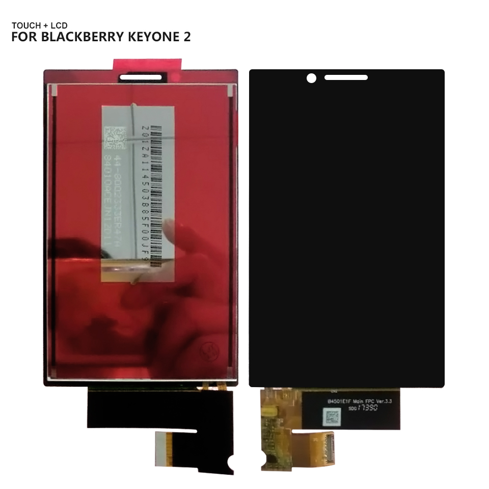 100% Tested For Blackberry Keyone 2 LCD Display Digitizer Touch Panel Screen Assembly Free Tools100% Tested For Blackberry Keyone 2 LCD Display Digitizer Touch Panel Screen Assembly Free Tools