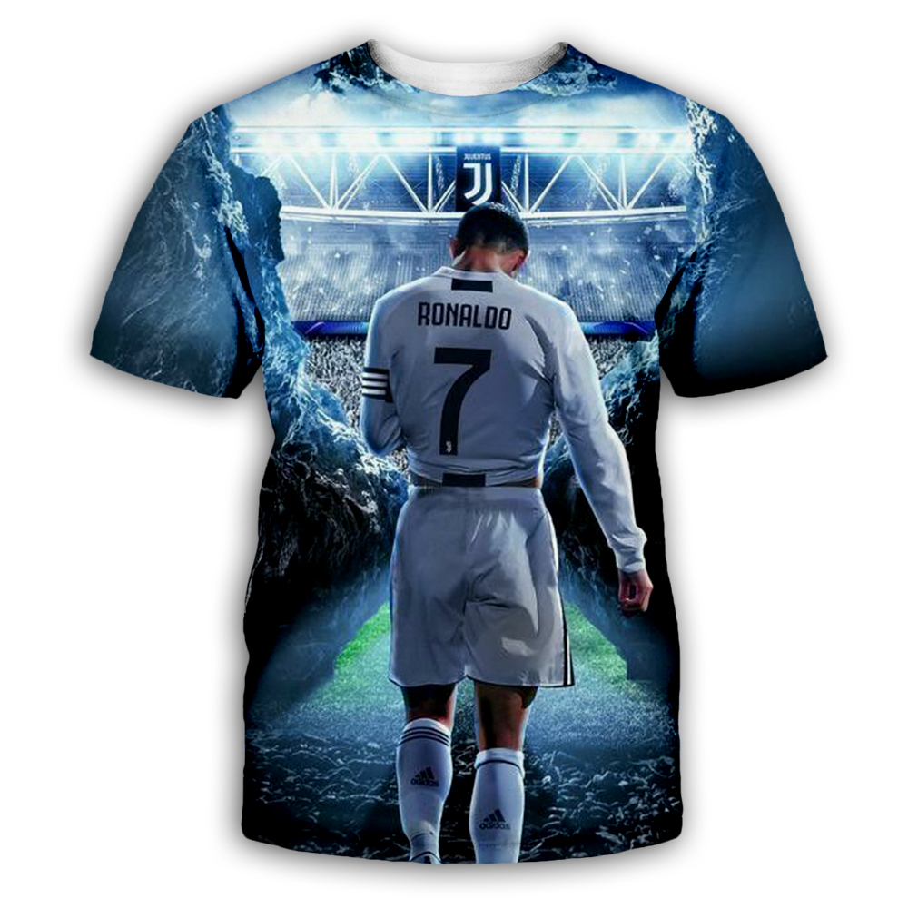 PLstar Cosmos Cristiano Ronaldo Printed 3D Hoodie/Sweatshirt/Jacket/shirts Men Women hip hop shirts plus size XS-7XL