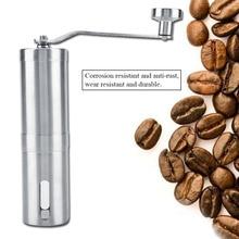 Çok fonksiyonlu manuel kahve değirmeni kahve eziyet için kalitesizlik ayarlamak baharat Fındık Pratik mutfak gereçleri