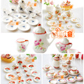 1:12 Cute MINI Dollhouse Miniature Furniture accessories dollhouse decoration Tea set