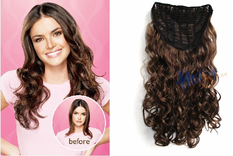 Free Shipping 23 Jessica Simpson Stylesoft Waves Clip In Hair