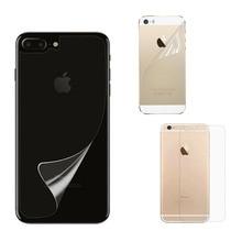 Película protetora transparente, adesivo fosco para iphone 5 5S se 6 6s 7 8 plus 11 pro x tampa protetora de tela xr xs 11pro max,