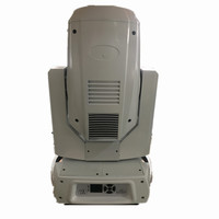 High power sharpy 350W 17r moving head beam dmx stage light with dobule prism white color dj club party lighting show for bar