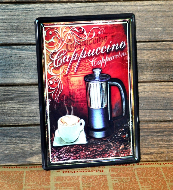 50pcslot Metal Sign shabby chic Christmas gift Vintage Ironmetal painting Bedroom decoration Coffee paintings Bar wall decorat