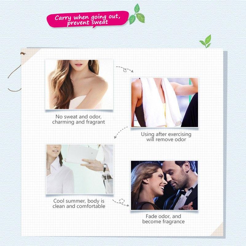 BIOAQUA Ball Body Lotion Antiperspirants Underarm Deodorant Roll on Bottle Women Fragrance Men Smooth Dry Perfumes 5