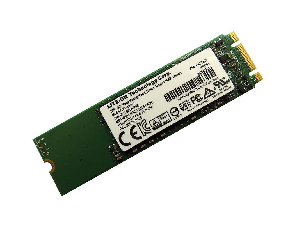 LITEON CV1 8B512 22*80mm M 2 NGFF SATA 512GB 512G SSD Solid