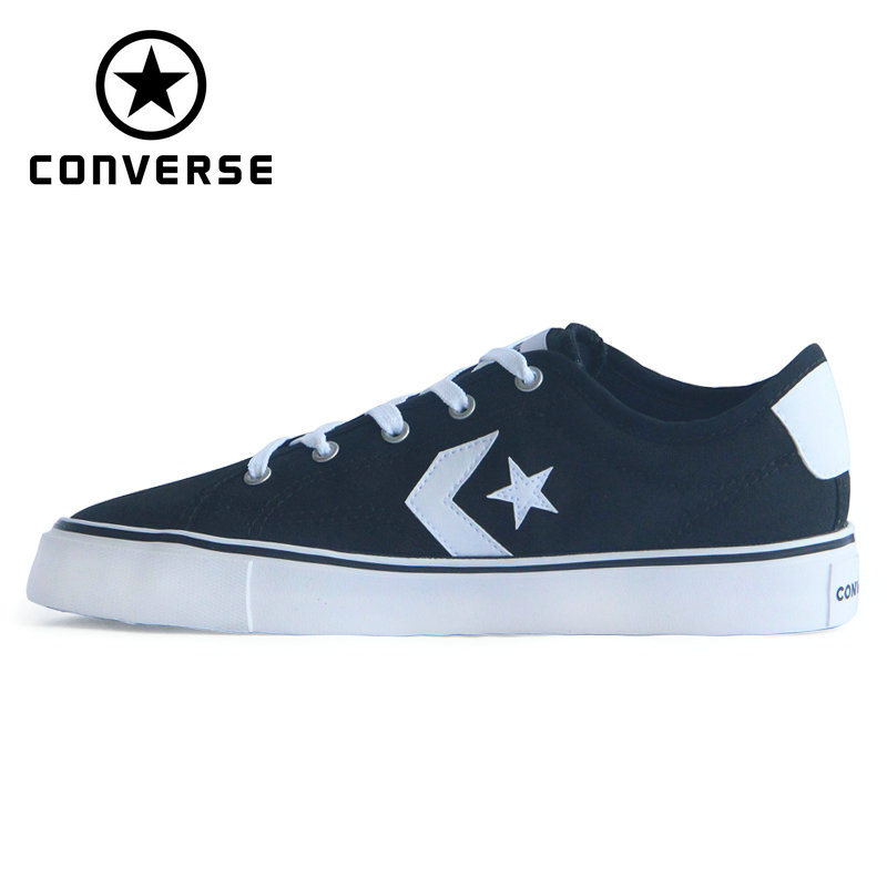 2019 NEW CONVERSE men's and women's unisex star arrow shoes wear-resistant sneakers PU leather Skateboarding Shoes