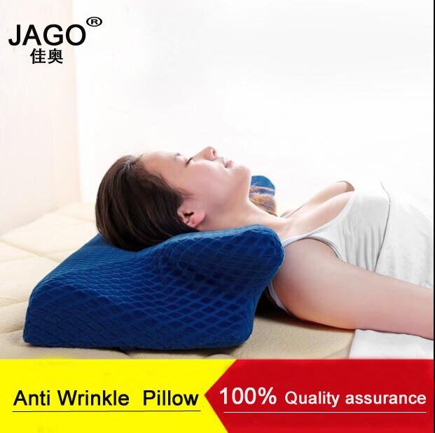 JAGO réduction des rides Premier confort oreiller Anti-âge oreiller visage
