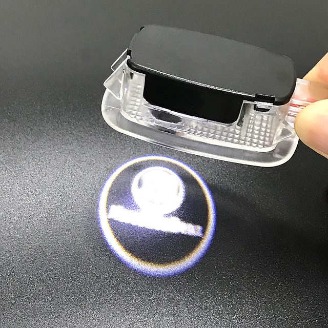 Easy Installation Car Door Led Logo Projector Lights Symbol Emblem