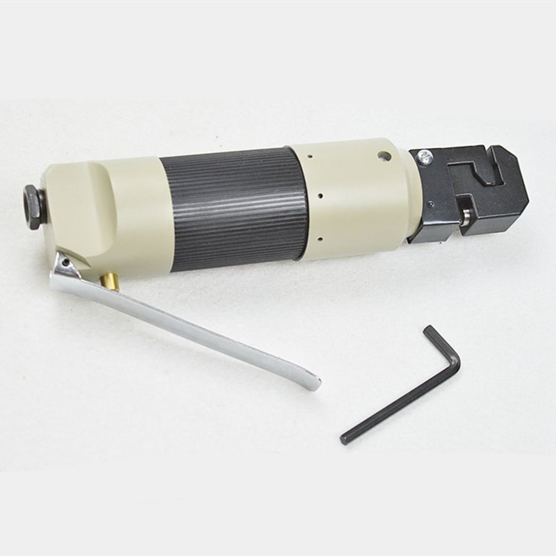 rovný typ 2 v 1 pneumatické děrovací kleště děrovací - Elektrické nářadí - Fotografie 4