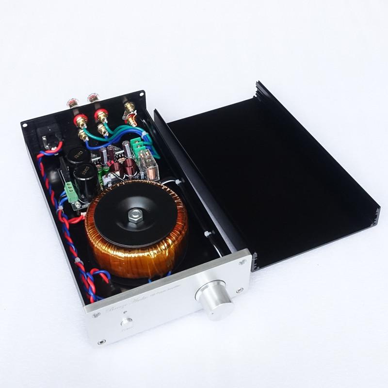 LM1875 finished amplifier Custom Classic Black Gold Commemorative Edition