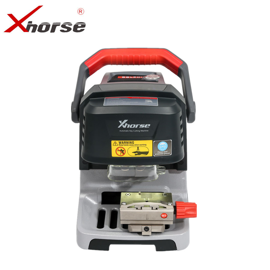V1.1.8 Xhorse Condor Dolphin Key Cutting Machine XP-005 Works On Mobile Phone APP Via Bluetooth