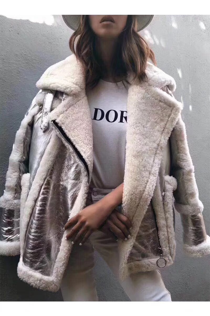 women real fur and leather coats (2)