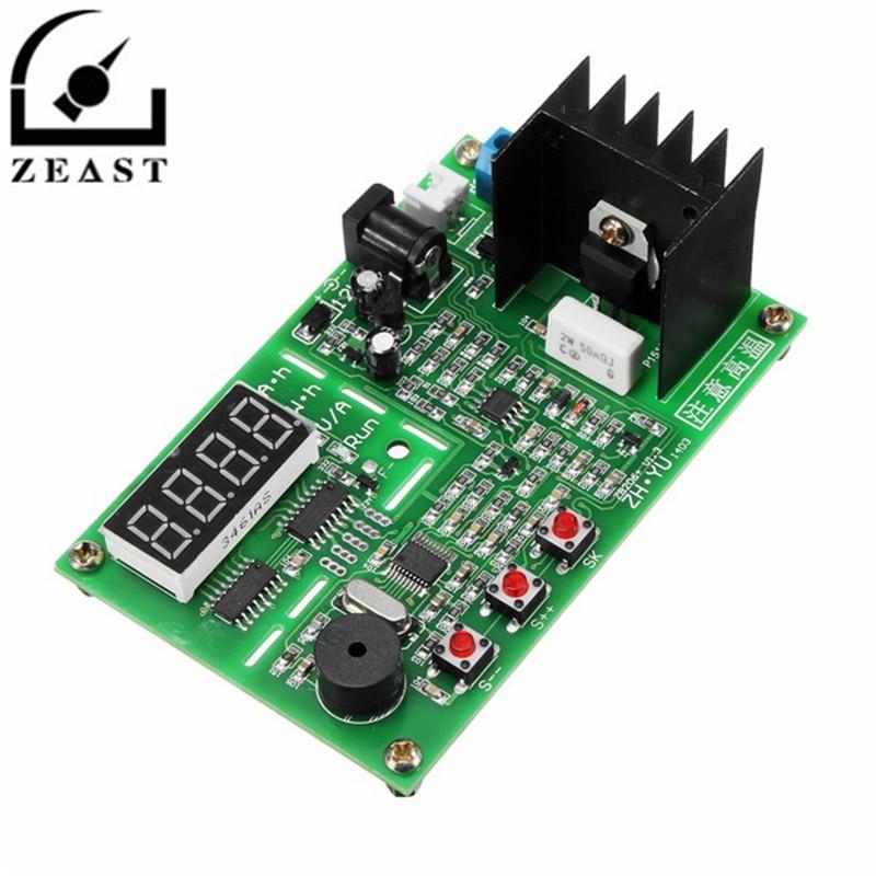 ZB206 V1.3 Batterie Kapazität Tester Interne Widerstand Test 18650 Lithium-Batterie Tester-12 V